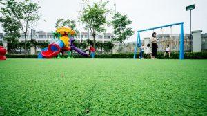 Trâu Ngon Quán có sân chơi trẻ em rộng 300m2