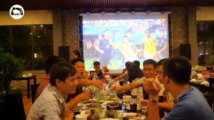 """TRÂU NGON QUÁN - ĐỊA ĐIỂM XEM TRỰC TIẾP WORLD CUP """"SIÊU"""" LÝ TƯỞNG"""