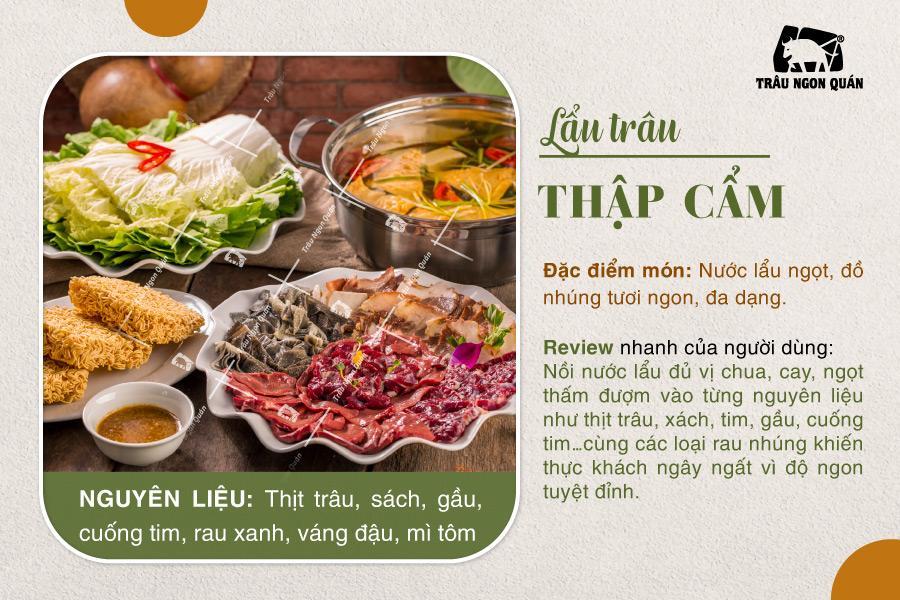10 món ăn đỉnh nhất Trâu ngon quán (5)