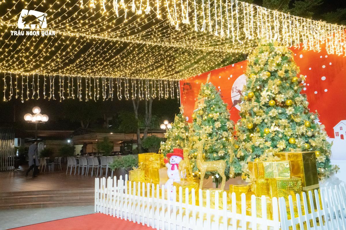 Giáng sinh Trâu Ngon Quán