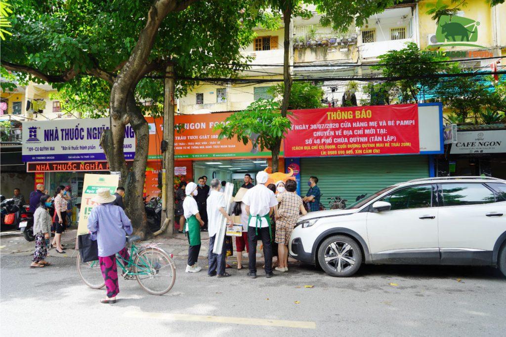 Trâu Ngon Quán, Trâu Ngon Foods