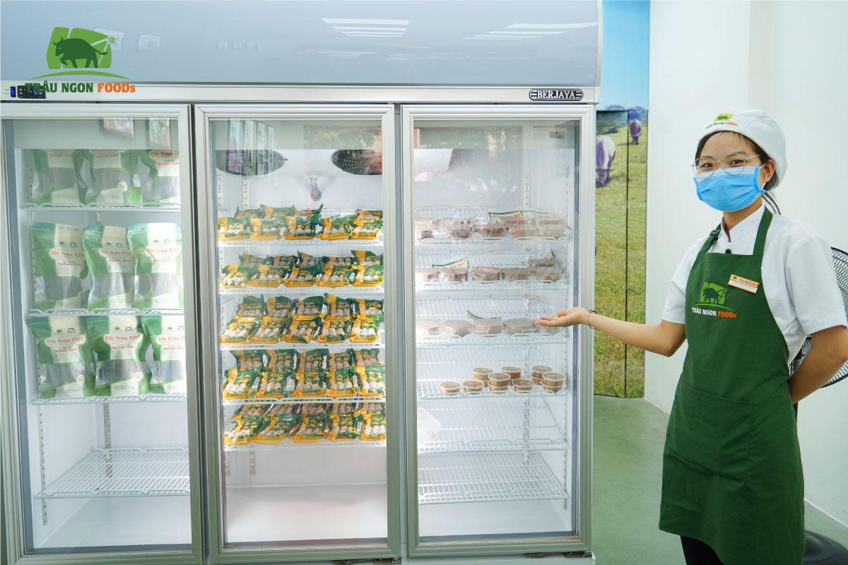 Trâu Ngon Foods - Chuỗi cửa hàng thực phẩm sạch chuyên trâu đầu tiên của Việt Nam