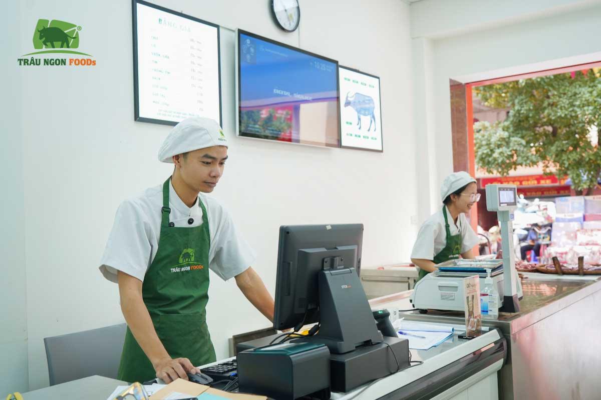 Trâu Ngon Foods Bà Triệu - Số 17 Bà Triệu, Hà Đông, Hà Nội